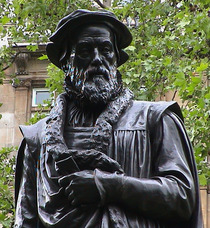 Statue of Tyndale